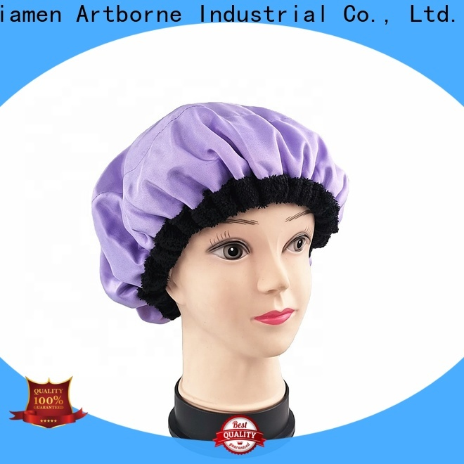 Artborne custom hot head deep conditioning heat cap for business for home