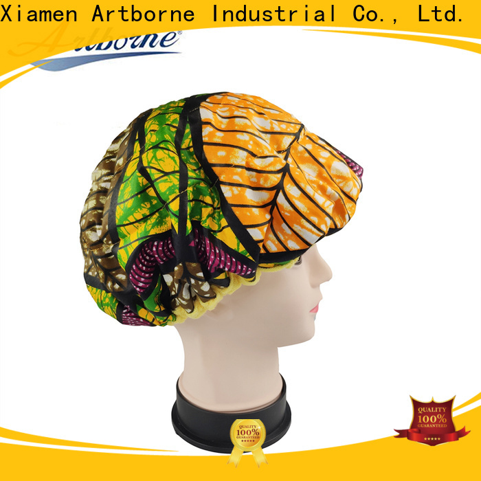 Artborne linseed conditioning bonnet manufacturers for shower