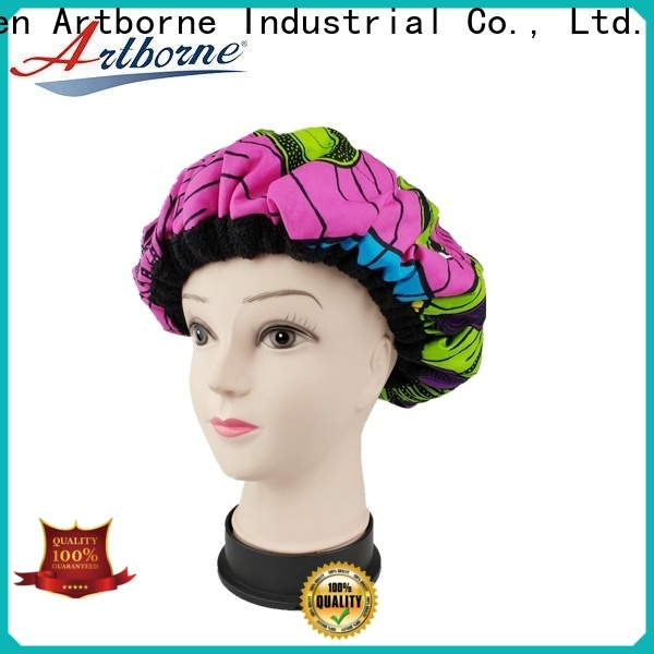 custom hair cap for sleeping safe factory for women