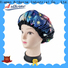 New thermal hot head deep conditioning cap textured suppliers for women