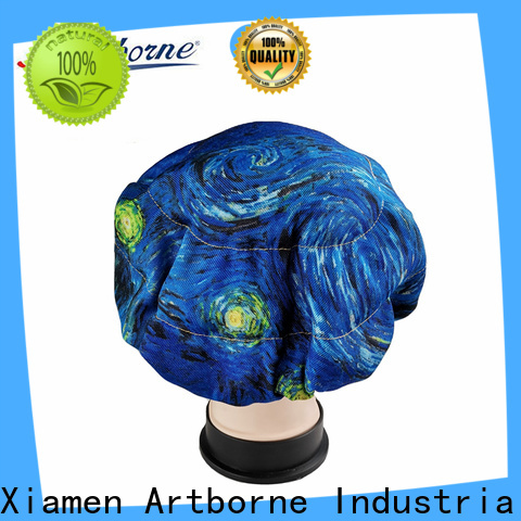Artborne condition thermal conditioning heat cap company for women