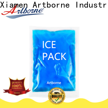 Artborne New cooling ice pack for business for muscle strain