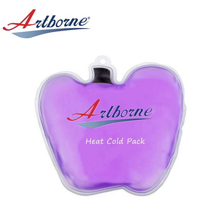Portable Reusable Microwavable Heat and Refrigerator Cold Pack Ice Gel Pad Heat Cold Pack for Hand Warmer