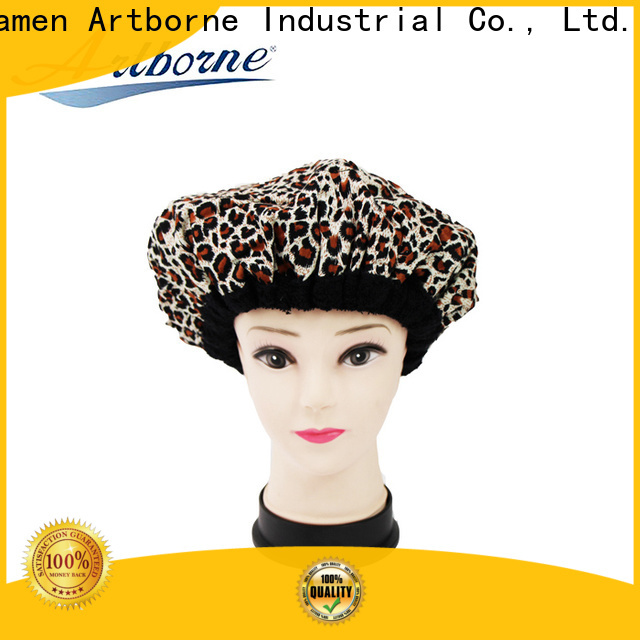 Artborne natural deep conditioning cap supply for hair
