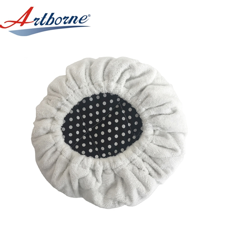 Home Use Deep Conditioning Microwavable microwave heated heating Hair care Treatment Flaxseed linseed Heat hot Cap bonnet hat