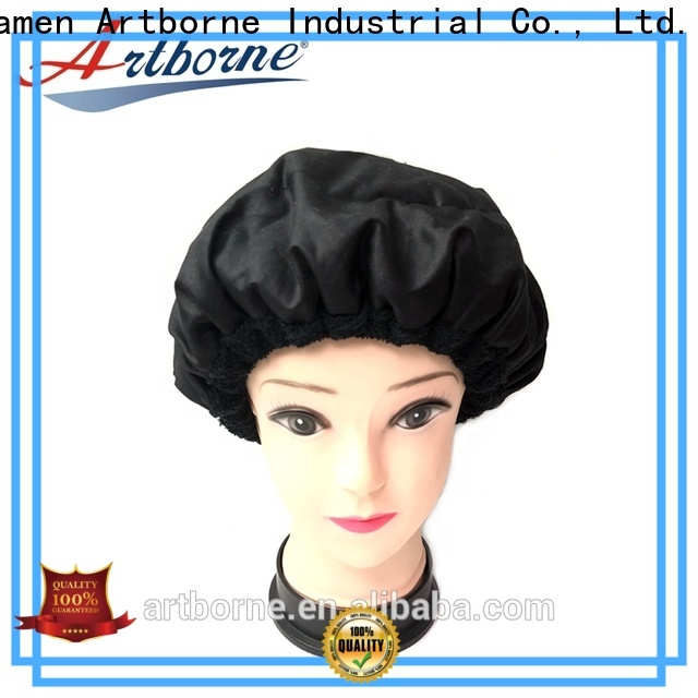 top thermal cap for hair treatment and deep conditioning hat factory for lady