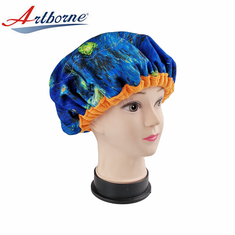 Artborne latest hair bonnet for sleeping suppliers for lady-1