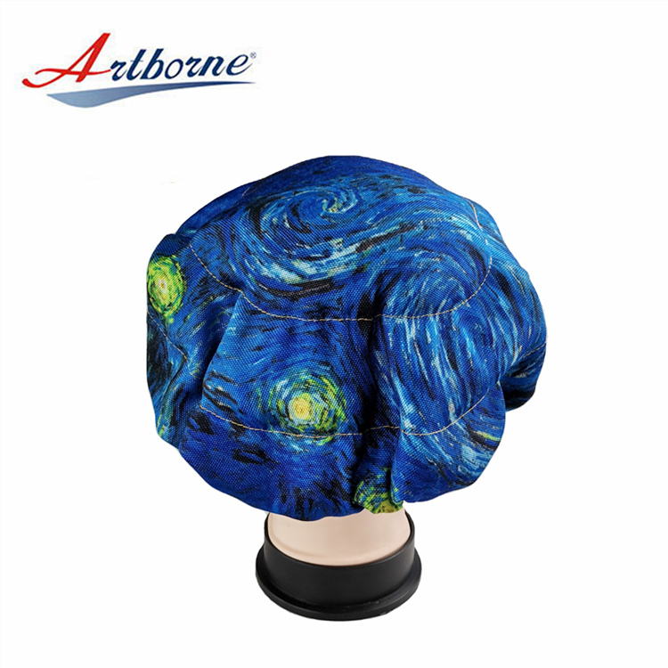 Artborne latest hair bonnet for sleeping suppliers for lady-2