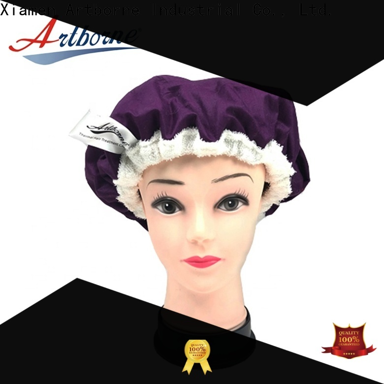 Artborne custom hot head thermal conditioning cap suppliers for women