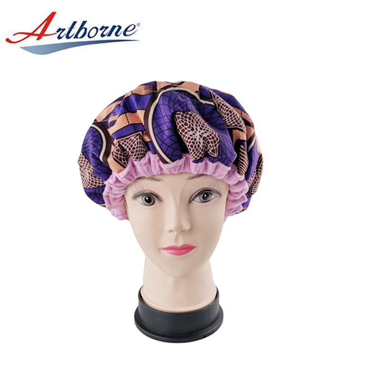 custom best heat cap for deep conditioning bead for business for women-1