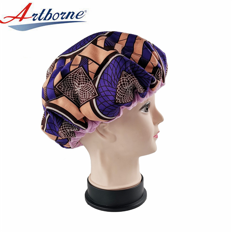 custom best heat cap for deep conditioning bead for business for women-2