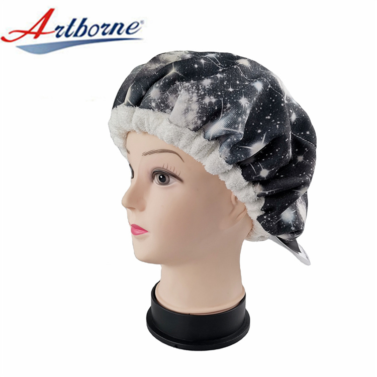 Artborne treatment deep conditioning bonnet company for women-2