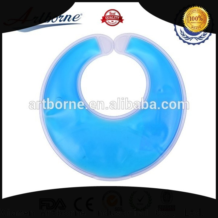 Artborne New soothies gel breast pads supply for breast milk
