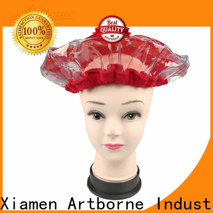 top heating cap for hair conditioning shower factory for hair