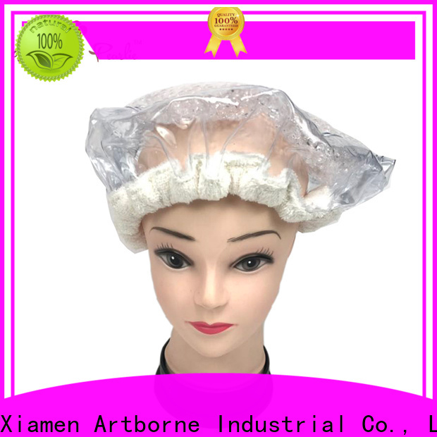 Artborne New heating cap for hair conditioning factory for women