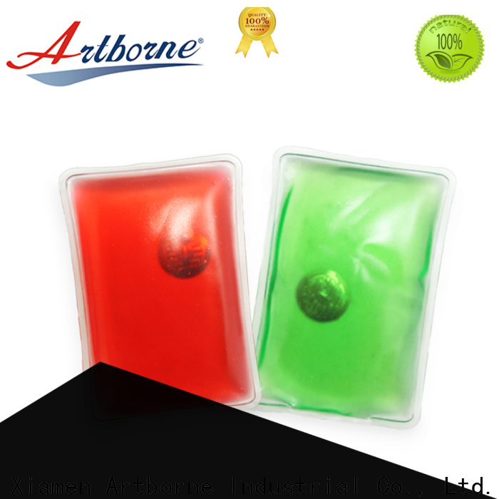 Artborne New cold and heat pad company for body