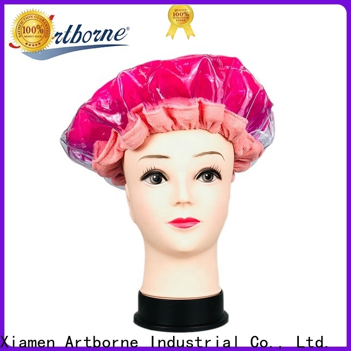 wholesale thermal deep hair conditioning heat cap click for business for women