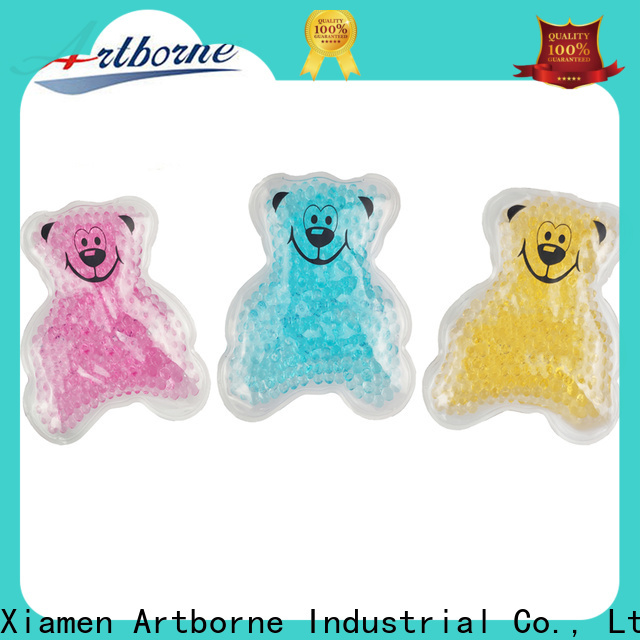 Artborne room flexible gel ice pack suppliers for face