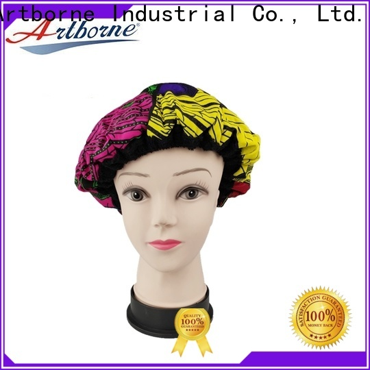 Artborne high-quality thermal hot head deep conditioning cap factory for hair