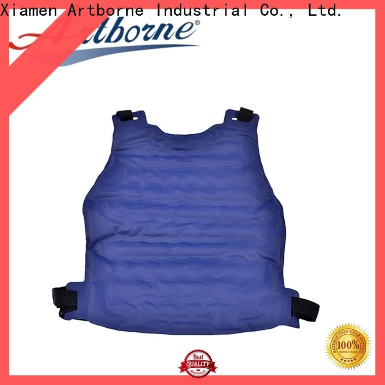 Artborne wholesale blue gel ice packs for business for knee