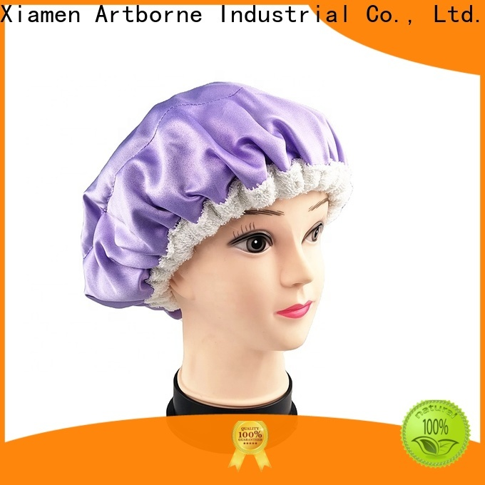 New thermal hot head deep conditioning cap curly manufacturers for lady