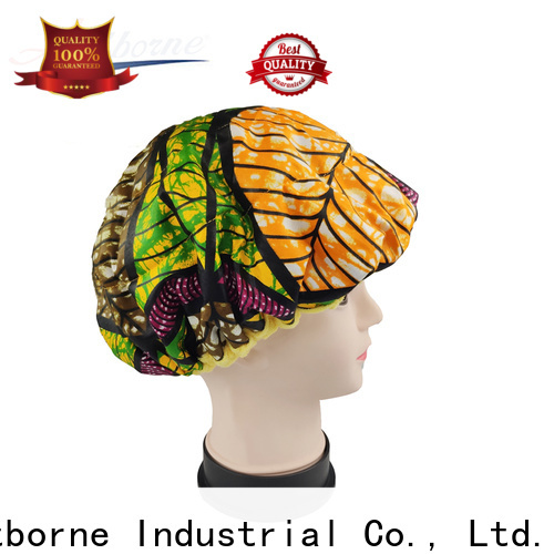 Artborne New satin cap for curly hair suppliers for home