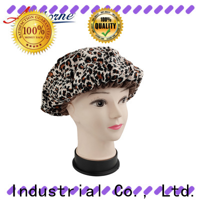 wholesale satin hair cap mask factory for shower