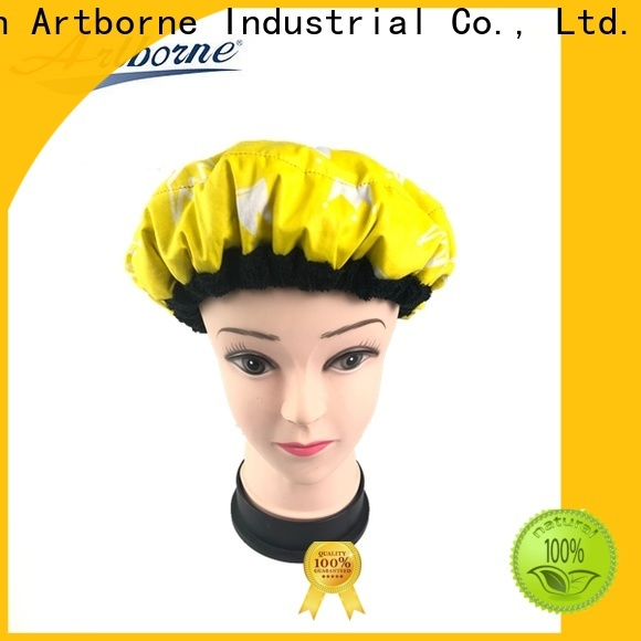 Artborne deep conditioning caps heat treatment factory for home