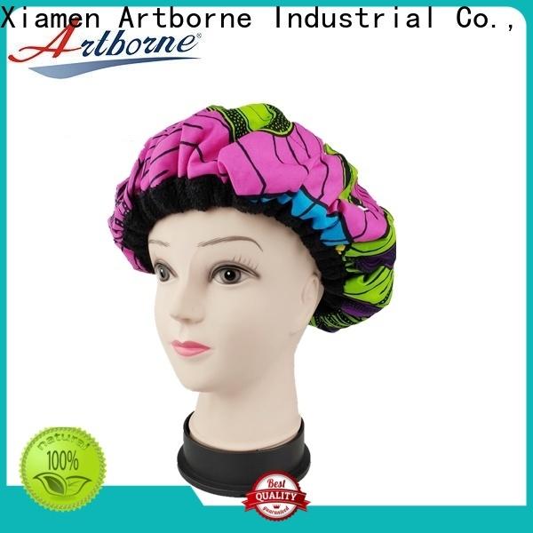 Artborne best bonnet hair cap factory for women