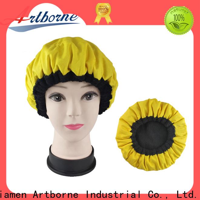 Artborne steam deep conditioning cap factory for women