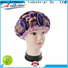 custom best heat cap for deep conditioning bead for business for women