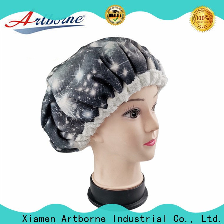 Artborne treatment deep conditioning bonnet company for women