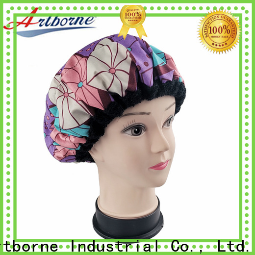 Artborne latest thermal deep conditioning cap factory for shower