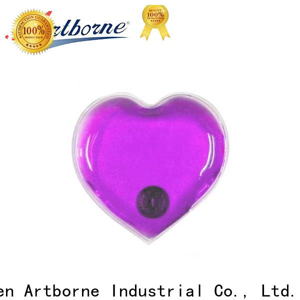 Artborne facial heat and cold packs supply for neck
