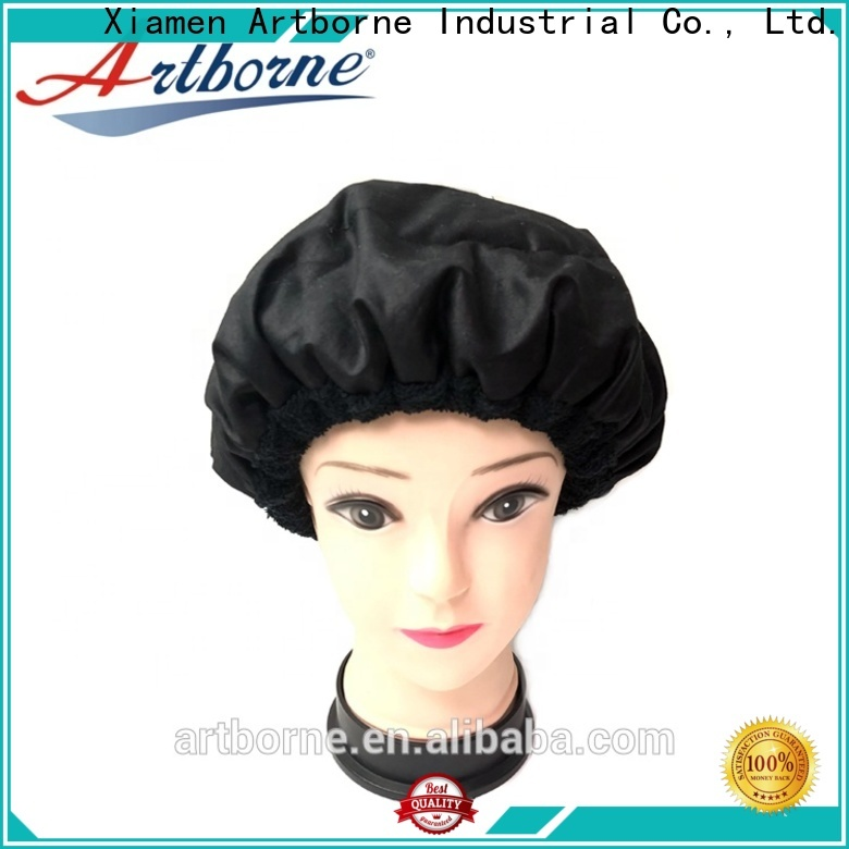 high-quality thermal hot head deep conditioning cap care supply for shower