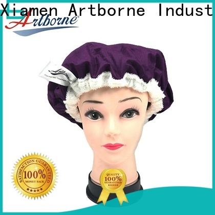 Artborne top thermal conditioning heat cap factory for lady