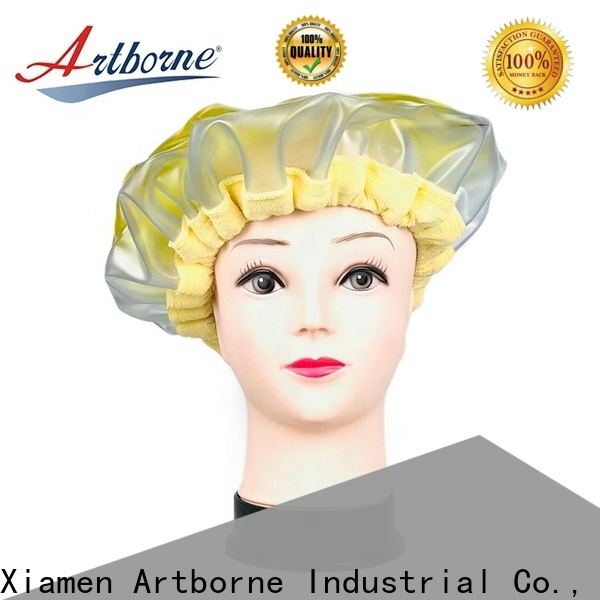Artborne thermal hair cap supply for women
