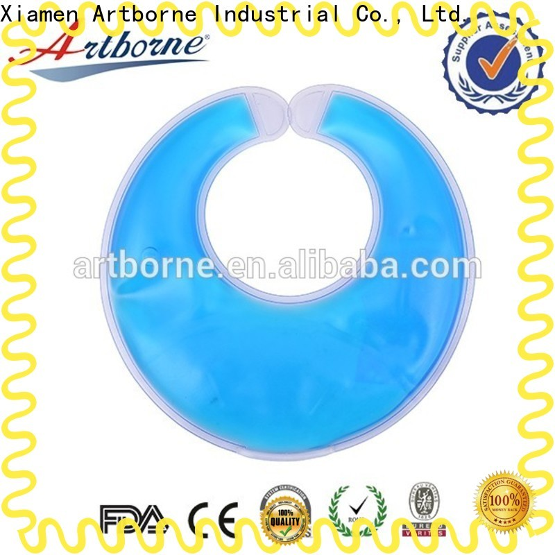 Artborne wholesale hot or cold breast therapy supply for breastfeeding