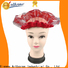 Artborne latest hot head microwavable deep conditioning cap company for women
