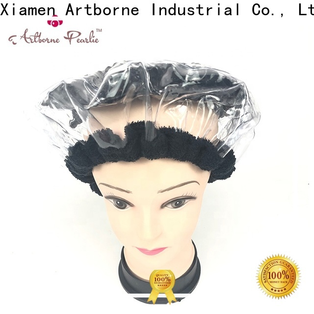 Artborne conditioning microwave cap company for lady