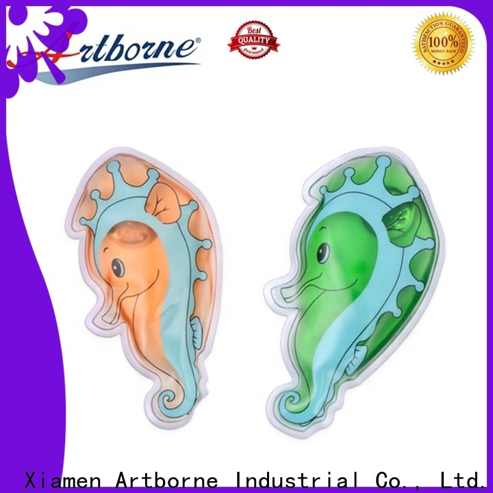 Artborne christmas best cold packs for coolers manufacturers for body