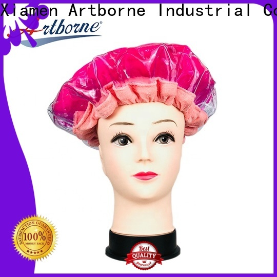 Artborne New thermal hair cap suppliers for lady