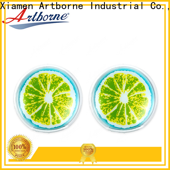 Artborne top ice pack on eyes company for eyes
