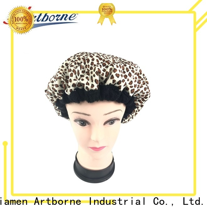 Artborne mask flaxseed hair cap supply for lady
