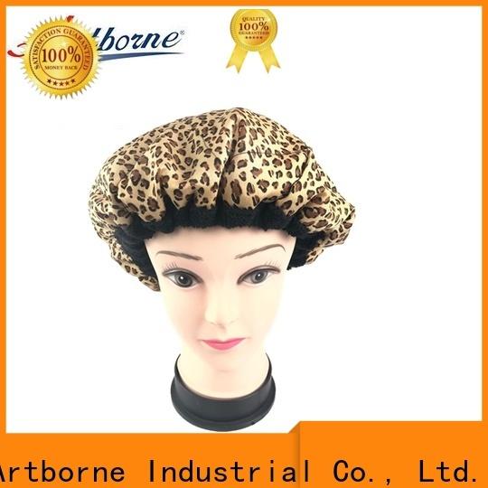 Artborne high-quality conditioning bonnet factory for women