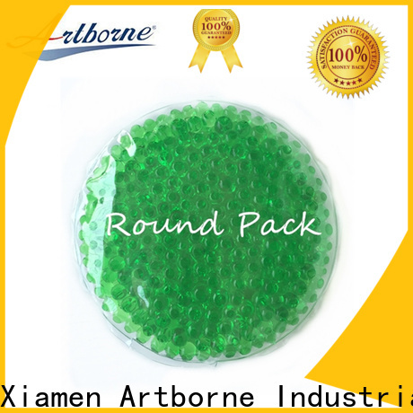 Artborne soft cool box ice packs factory for back pain