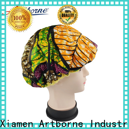 Artborne drying shower cap for women manufacturers for women