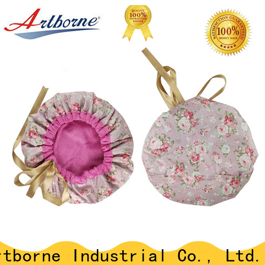 Artborne curly thermal conditioning heat cap suppliers for hair