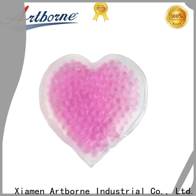Artborne sodium make ice packs supply for injuries