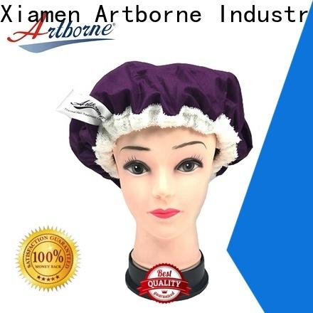 Artborne salon conditioning caps heat treatment for business for hair